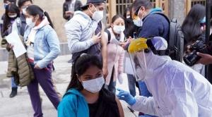Bolivia recibió 680.900 vacunas anticovid del mecanismo Covax