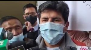 Periodista de Página Siete es liberado 1