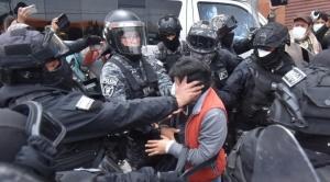 ANPB, APLP y ACPI repudian acciones violentas de la Policía contra periodistas en lío cocalero 1