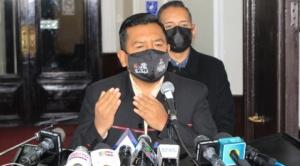 Presidente de Diputados pide investigar situación de Lluta, quien apareció golpeado 1