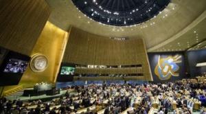 Luis Arce pedirá alivio a la deuda para Bolivia en la asamblea de la ONU en New York 1
