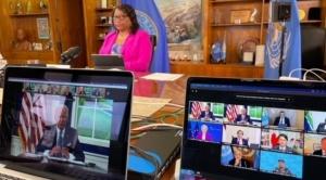 Bolivia es elegida como miembro del Comité Ejecutivo de la OPS 1