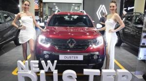 """La New Renault Duster, uno de los """"todoterrenos""""  más vendidos en el mundo, se luce en la Expocruz 1"""