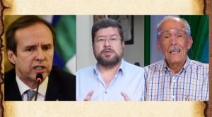 """Tuto, Doria Medina y el padre de Camacho, los siguientes citados a declarar por el """"golpe de Estado"""""""
