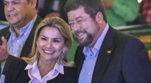 """""""No olvidemos a Jeanine"""", la solidaridad de Doria Medina con la expresidenta"""