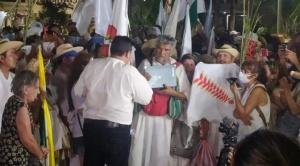 El pliego de la marcha indígena está en manos del Gobierno pero no hay señales de diálogo con Arce
