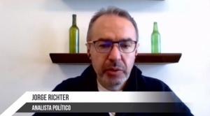 """Richter advierte que """"cívicos"""" buscan """"desestabilizar"""" el gobierno de Arce"""