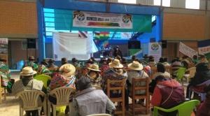 III Congreso: Contiocap ratifica defensa de sus territorios y rechaza avasallamientos avalados por el Gobierno