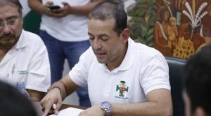 """Bazán: """"Al MAS le puede venir la noche encima si detienen a Camacho"""""""