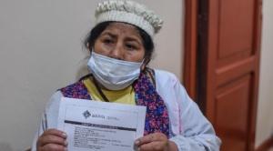 Arias anuncia Acción Popular para vacunación obligatoria y exigencia de certificado en trámites