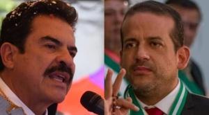 Este jueves se define la situación jurídica de Camacho y Reyes Villa