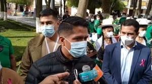 """Rodríguez: Senado """"escuchará"""" a sectores que cuestionan ley contra las ganancias ilícitas"""
