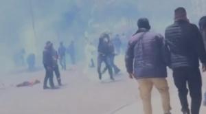 Adepcoca: cocaleros y policías vuelven a enfrentarse