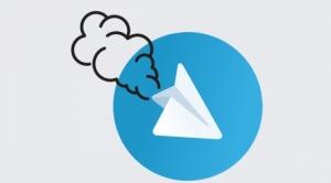 Usuarios saturan Telegram, y se tambalea... 1
