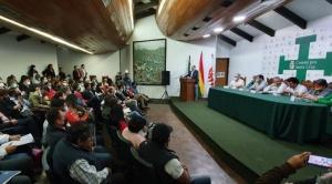 Cumbre por la democracia: cívicos y activistas declaran paro para el 11 de octubre