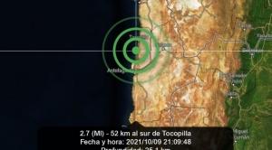 Sismo en Perú se sintió en al menos 3 ciudades de Bolivia