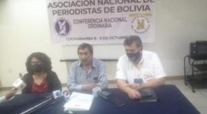 ANPB exige al Gobierno retirar proyecto de ley contra ganancias ilícitas por atentar contra la libertad de expresión