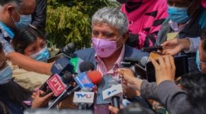 Arias convoca a un paro pacífico y pide al Gobierno garantías para la protesta del lunes