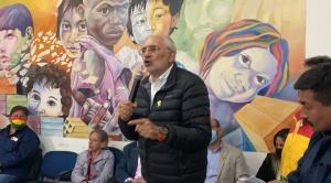 Carlos Mesa asegura que Evo Morales y Luis Arce hipotecaron la democracia