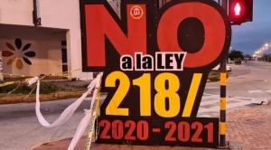 Ministro Montaño desbloquea en Santa Cruz y llama a la población a hacer lo mismo