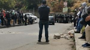 Bloqueos, marchas y enfrentamientos se registran en el paro nacional convocado por cívicos