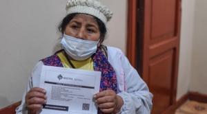Acción Popular: Vacunación obligatoria podría ampliarse a municipios y gobernaciones