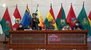 El Alto pide más información sobre ley contra ganancias ilícitas; prevé asamblea para definir acciones