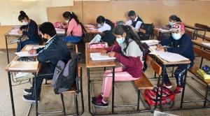 La gestión escolar cerrará en diciembre y  en 2022 las clases serán presenciales, anuncia Educación