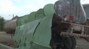 Dos soldadores causan explosión de tanque de carro cisterna; uno pierde la vida