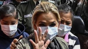 Añez a Arce: Las arbitrariedades de su gobierno han llegado al punto de desconocer mi mandato