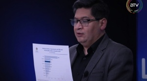 Gobierno asegura que Bolivia ocupa tercer lugar en crecimiento económico en América Latina