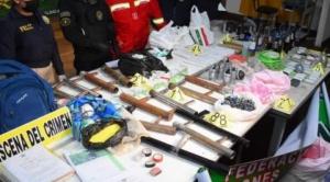 Cocaleros afirman que Alanez compró los explosivos hallados en el hospital de Adepcoca