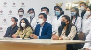 Sólo por este mes, el Gobierno libera la tercera dosis para la población vacunada