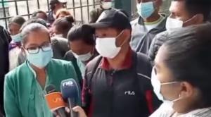 La Justicia ordena arraigo y medidas sustitutivas para Armin Lluta