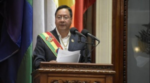 Arce prepara su informe de gestión para presentarlo ante la Asamblea