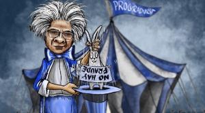 Abecor denuncia amenazas de muerte por una caricatura del Procurador 1