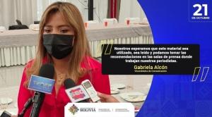 Gobierno emite manual para tratamiento informativo de casos de violencia de género
