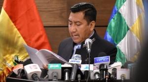 Según Mamani, sectores que se oponen a la Ley 1386 deben trabajar en el reglamento