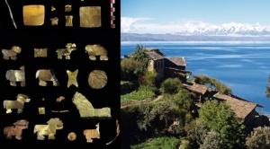 """Arqueólogos extranjeros hallan sitio ceremonial calificado de """"excepcional"""" en el lago Titicaca"""