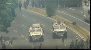Rusia y el régimen de Maduro aseguran que los militares continúan leales