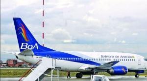 Un avión de BoA sufre un incidente al aterrizar en aeropuerto de El Alto