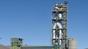 Oruro inaugura su fábrica de cemento que en el mes de prueba facturó Bs 14,5 millones