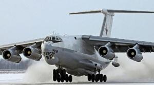 Chiquitanía: llega avión ruso para combatir incendios, se teme que focos de calor se incrementen debido a altas temperaturas en la región