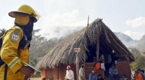 Chiquitanía: más de mil operaciones aéreas y terrestres para combatir incendios , pero el fuego no cede