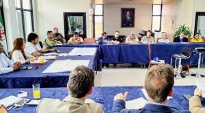 Presidente Morales y expertos de organismos internacionales acuerdan elaboración de plan para enfrentar situaciones de emergencia