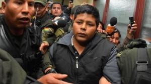 Sigue detenido, Juzgado Octavo de Instrucción en lo Penal rechazó nuevamente pedido de libertad de líder cocalero Franclin Gutiérrez