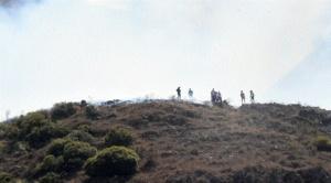 Apagan el fuego en Tarija después de 200 hectáreas convertidas en cenizas