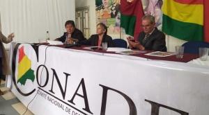 Conade anuncia juicio de responsabilidades a Evo Morales por traición a la patria