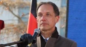 Embajador de Alemania: es fundamental para la democracia que exista confianza en los resultados electorales