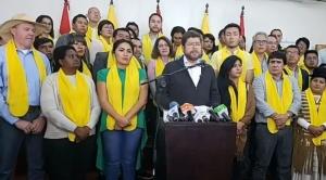 """Samuel anuncia que UN dará su apoyo a Mesa y convoca a """"una oposición ganadora"""""""